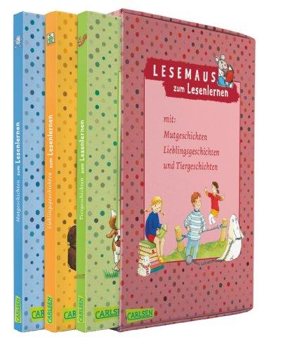 9783551313249: Lesemaus-zum-Leselernen-Schuber