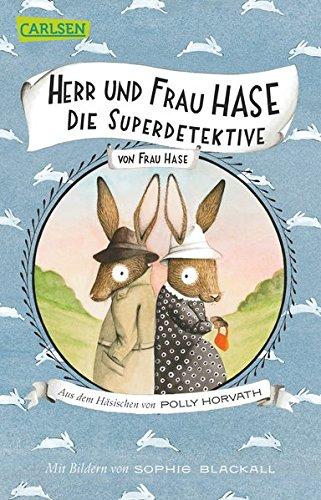 9783551313959: Herr und Frau Hase - Die Superdetektive