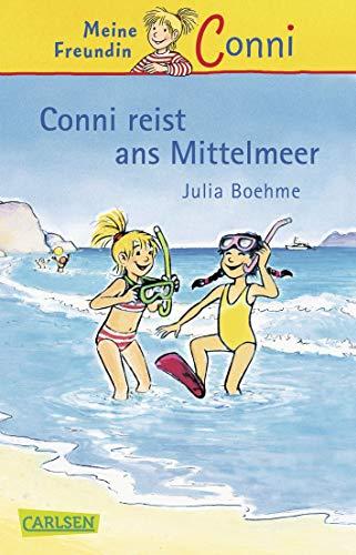 9783551314253: Conni reist ans Mittelmeer