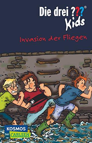 9783551314925: Die drei ??? Kids: Invasion der Fliegen (drei Fragezeichen)