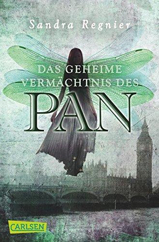 9783551314932: Die Pan-Trilogie 01: Das geheime Vermächtnis des Pan