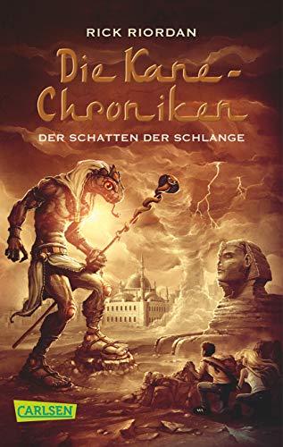 9783551315069: Die Kane-Chroniken 03: Der Schatten der Schlange