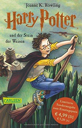 Harry Potter, Band 1: Harry Potter und: Rowling, Joanne K.