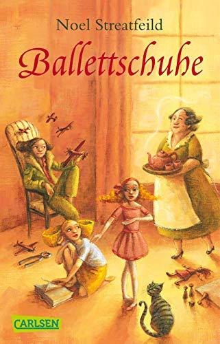 9783551316455: Ballettschuhe