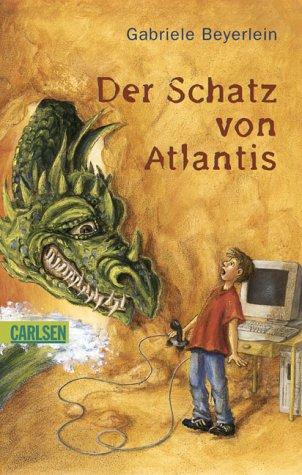 9783551353184: Der Schatz von Atlantis