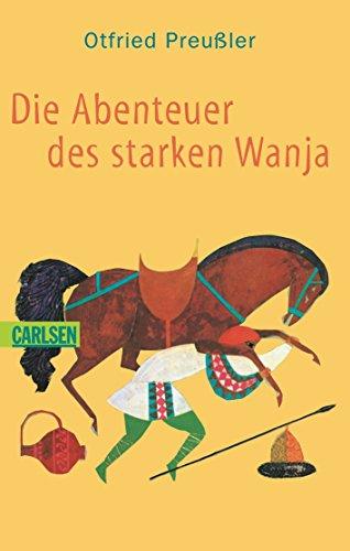 9783551353221: Die Abenteuer des starken Wanja