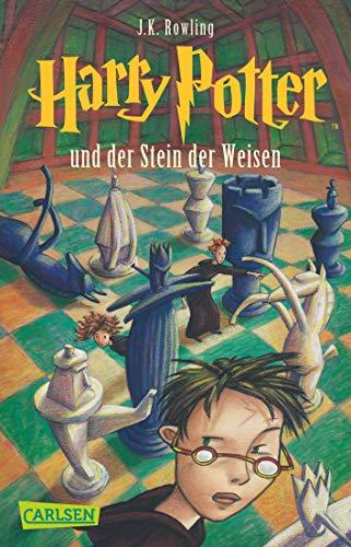 9783551354013: Harry Potter Und der Stein der Weisen (German Edition)
