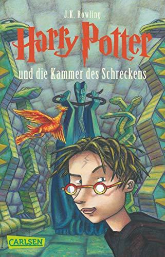 9783551354020: Harry Potter Und Die Kammer Des Schreckens (German Edition)