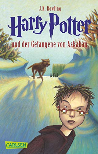 9783551354037: Harry Potter Und der Gefangene Von Askaban (German Edition)