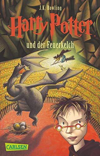 9783551354044: Harry Potter 4 und der Feuerkelch. Taschenbuch