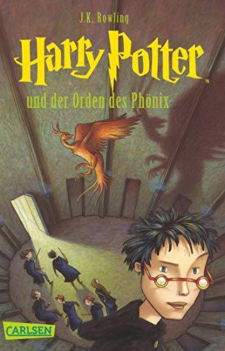9783551354051: Harry Potter Und der Orden Des Phonix (German Edition)