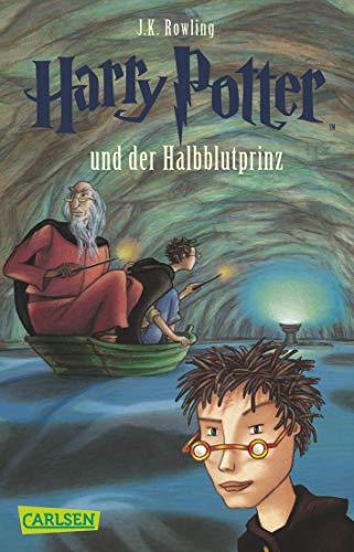 9783551354068: Harry Potter Und Der Halbblutprinz