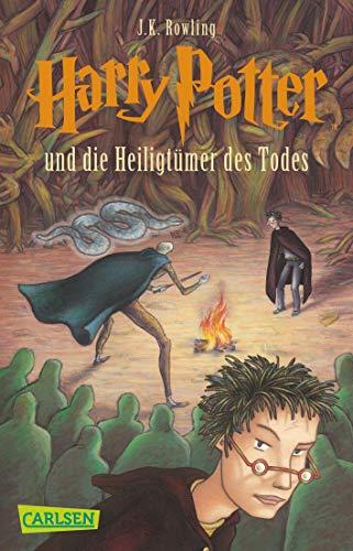 9783551354075: Harry Potter 7 und die Heiligtümer des Todes