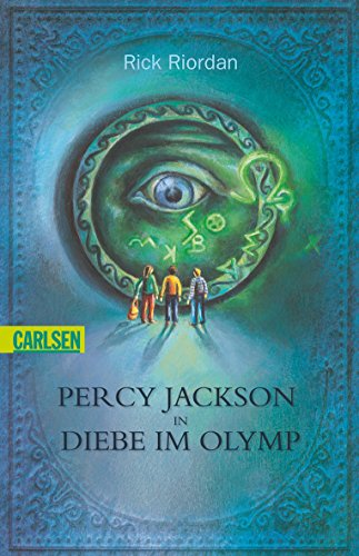 9783551356932: Percy Jackson in Diebe im Olymp