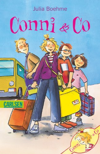 9783551357335: Conni & Co. 01