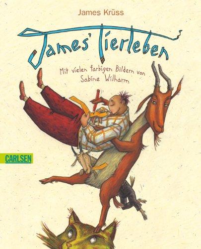 9783551357595: James' Tierleben