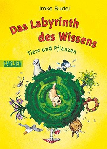 9783551357762: Das Labyrinth des Wissens: Tiere und Pflanzen