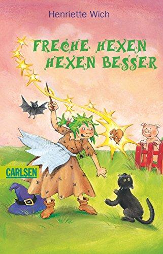 9783551357892: Freche Hexen hexen besser Carlsen; 789