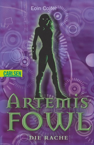 9783551358158: Artemis Fowl 04: Die Rache