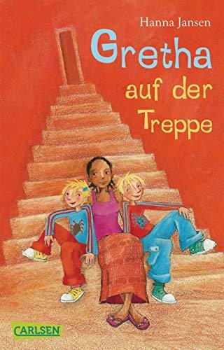 9783551358455: Gretha auf der Treppe