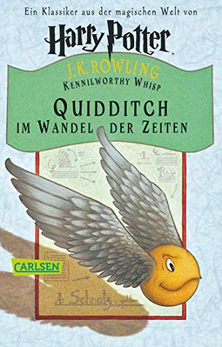 9783551359476: Quidditch im Wandel der Zeiten (German Edition)