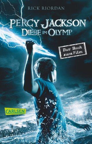 Percy Jackson 01. Diebe im Olymp. Filmausgabe (3551359601) by [???]