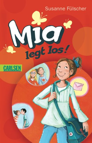 9783551359995: Mia legt los!