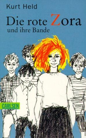9783551371102: Die rote Zora und ihre Bande. ( Ab 12 J.).