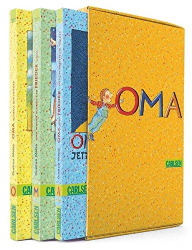 9783551375971: Oma und Frieder - 3 Bände