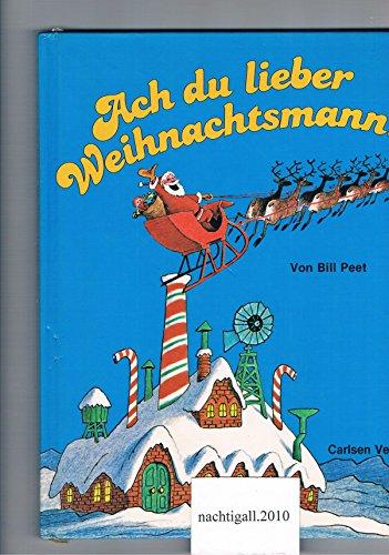9783551511737: Ach du lieber Weihnachtsmann