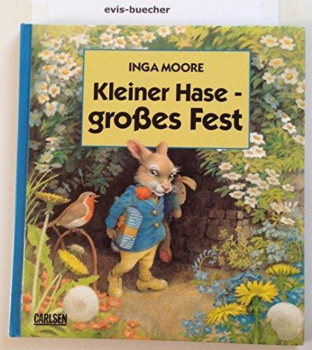 9783551513168: Kleiner Hase - grosses Fest (Livre en allemand)