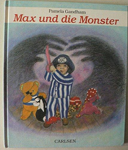 9783551514370: Max und die Monster