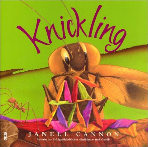 9783551515483: Knickling. ( Ab 5 J.).