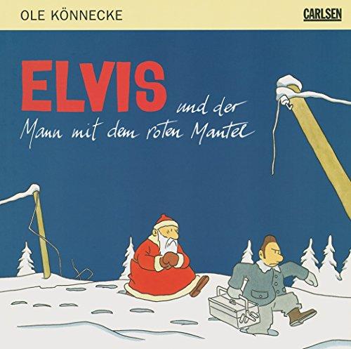 9783551515520: Elvis und der Mann mit dem roten Mantel. Sonderausgabe.