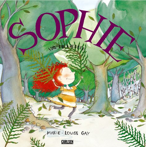 9783551515711: Sophie und die Waldfee. ( Ab 4 J.).