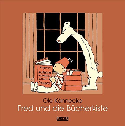 9783551515780: Fred und die Bücherkiste. ( Ab 5 J.).