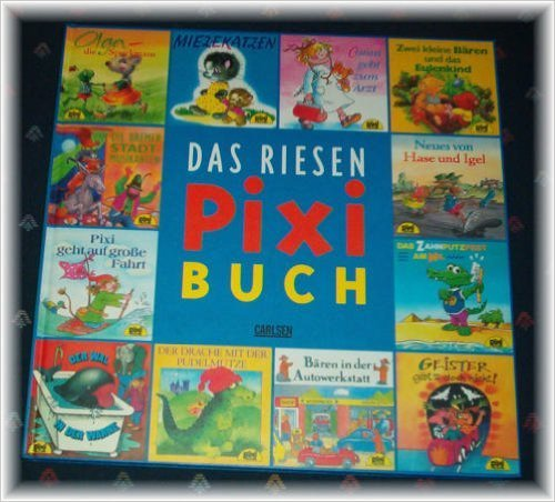 Das Riesen-Pixi-Buch
