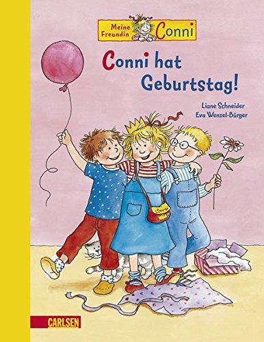 9783551516787: Conni hat Geburtstag: Conni-Bilderbücher