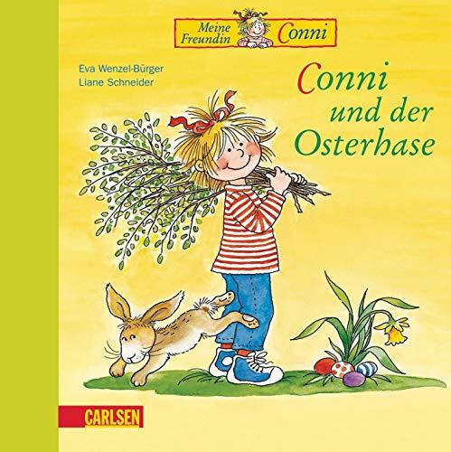 9783551517210: Conni-Bilderbücher: Conni und der Osterhase: Premiumausgabe mit Leinenrücken
