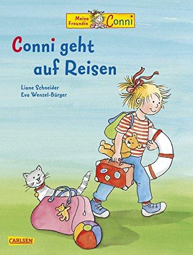 9783551517524: Conni-Bilderbücher: Conni geht auf Reisen