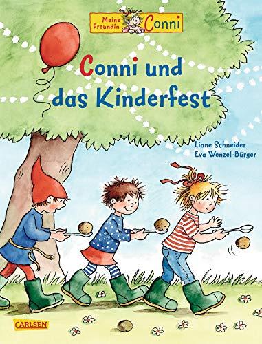 9783551517531: Conni-Bilderbücher: Conni und das Kinderfest