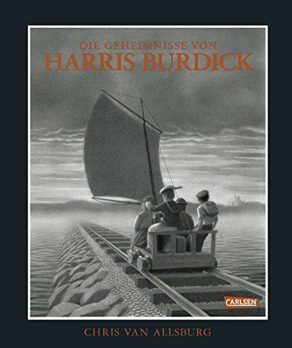 9783551517838: Die Geheimnisse von Harris Burdick