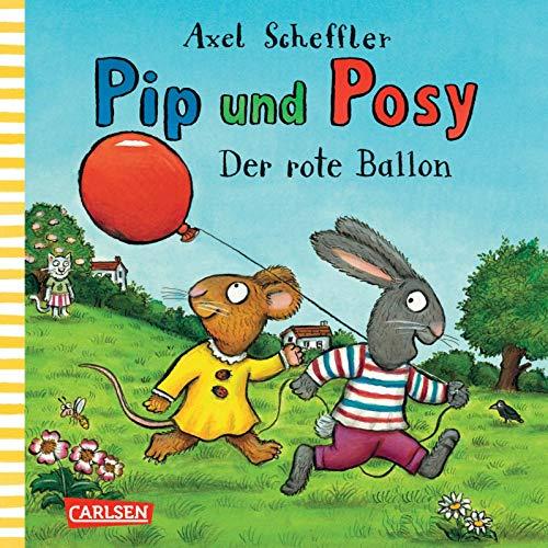 9783551517920: Pip und Posy: Der rote Ballon