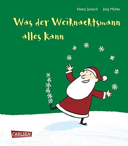 9783551518002: Was der Weihnachtsmann alles kann