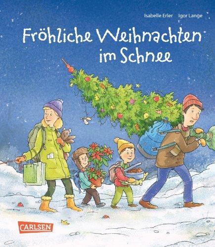 9783551518019: Fröhliche Weihnachten im Schnee