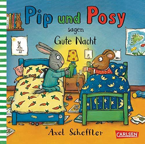 9783551518064: Pip und Posy: Pip und Posy sagen Gute Nacht