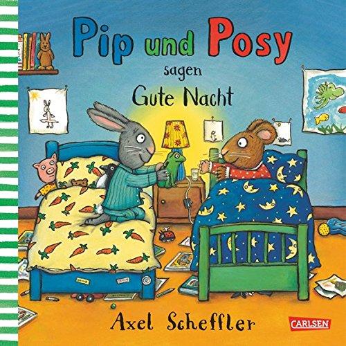 9783551518590: Pip und Posy: Pip und Posy sagen Gute Nacht