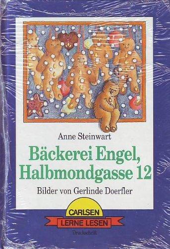 9783551532251: Bäckerei Engel, Halbmondgasse 12. Druckschrift