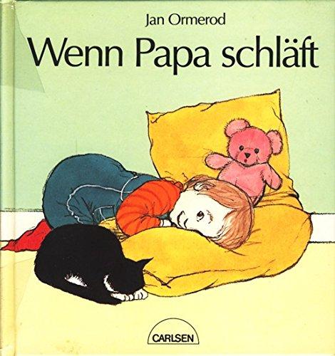 9783551545138: Wenn Papa schläft