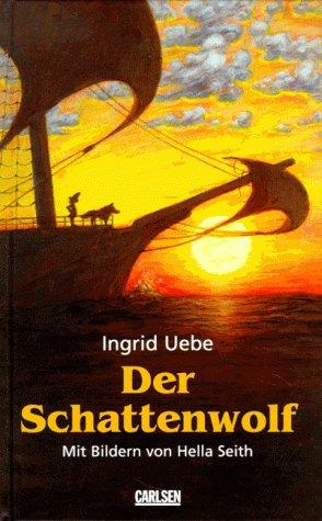 9783551551269: Der Schattenwolf